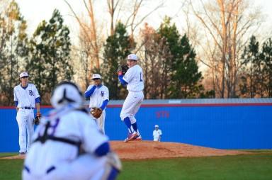 Davis Pitching